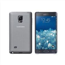 Funda Color case de goma para Samsung Galaxy Note Edge, Color: Blanco