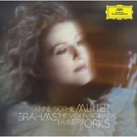 "ANNE SOPHIE-MUTTER ""BRAHMS VIOLINSONATEN"" CD NEW"