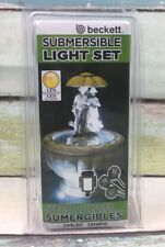 Beckett TR3LED 3 LED Submersible Pond Lights (Lighting) New