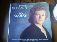 LP PETER HOFMANN ROCK CLASSICS HOLLAND 1982 WITH DEBORAH SASSON EX++