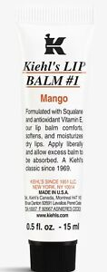 Kiehl's - Scented Lip Balm #1  MANGO (15ml)