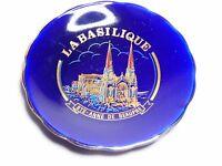 Vintage La Basilique Ste Anne De Beaupre Quebec Canada Souvenir Plate