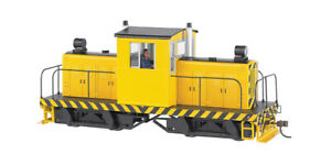 Bachmann-Whitcomb 50-Ton Center-Cab w/DCC - Spectrum(R) -- Painted, Unlettered (