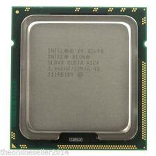 Processeur Intel Xeon X5690 3.46 Ghz, Six Cœurs, Slbvx, paires identiques disponibles