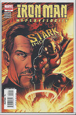 IRON MAN HYPERVELOCITY #2 NEAR MINT-
