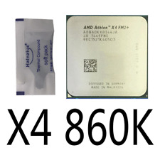 AMD Athlon X4-860K Quad Core FM2+ 3.7Ghz 95W 4MB CPU Processor