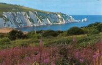 Isle of Wight Postcard, Alum Bay & The Needles DU2
