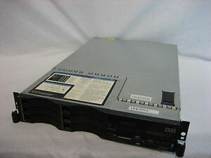 IBM eServer xSeries 346 8840-55U 2U Rackmountable Server 3.8GHz CPU 1GB RAM