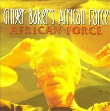 GINGER BAKERS AFRICAN FORCE - African Force - CD - Import - NEW SEALED