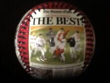 Boston Red Sox 2007 World Series Baseball ]]