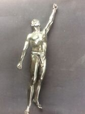 Art Deco Le Faguays Olympic Games Sculpture Solid Bronze High Quality Art