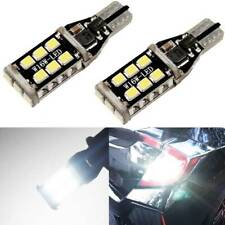 2PCS T15 921 912 W16W LED Backup Reverse Light Bulbs No Error Canbus 6000K White