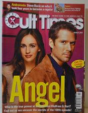CULT TIMES 03/2004 - ANGEL - CHARISMA CARPENTER - ALEXIS DENISOF  (CT19)