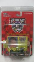 Nascar 50th Anniversary Johnny Benson Autographed Ford 1:64 Diecast NEW   dc1371