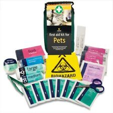 Pet First Aid Kit - Suitable For Use On Dogs, Cats And Small Animals