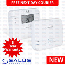 SALUS RT510RF 5/2 OR 7 DAY WIRELESS PROGRAMMABLE ROOM STAT REPLACES RT500RF NEW