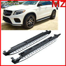 For Mercedes Benz C292 GLE coupe sport 2016-18 side step nerf bar running board