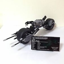 Lego 5004590 Bat-Pod Replica With Plaque