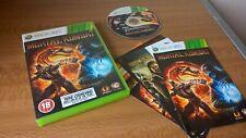 Mortal Kombat Microsoft Xbox 360 PAL COMPLET