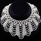 Perles Col Collier Collier Collier Perles Col À Perles Collier De Perles P53