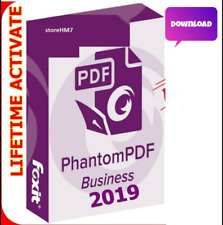 Foxit Phantom PDF Business 9.4.1 Lifetime 2019 version For Windows (32/64 bit)