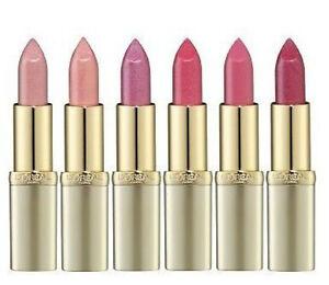 (3 Pack) L'Oréal Color Riche Pintalabios - Disponible En 18 Tonos