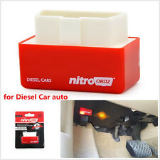 OBD2 Plug & Drive OBD2 Fuel Saver Performance Chip Tuning Box For Diesel Car SUV