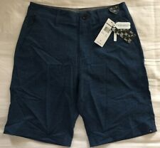 "Quiksilver Platypus 21"" Dry Flight Amphibian Shorts (Blue) - Men's Size 28 *New*"