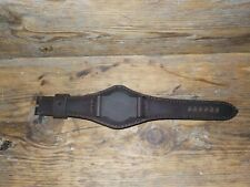 Handmade bund 23mm/23mm, for Tudor Heritage Black Bay Bronze , oiled,