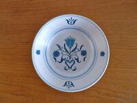 Vintage Noritake Blue Haven Mid Century Blue/Wht  1 Sauce / Fruit / Dessert Bowl