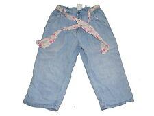H & M tolle Capri Jeans Hose Gr. 86 !!