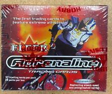 2000 FLEER ADRENALINE EXTREME SPORTS FACTORY SEALED HOBBY BOX**AUTOGRAPHICS**