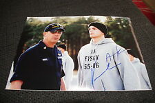"KEVIN COSTNER & ASHTON KUTCHER signed Autogramm auf ""THE GUARDIAN"" Foto InPerson"