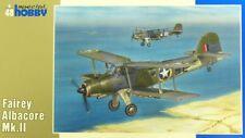 SPECIAL Hobby 1/48 Fairey PINNE GIALLE Mk. II # 48084
