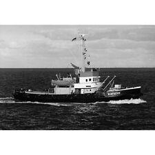 Bauplan MS Eisfuchs 1957
