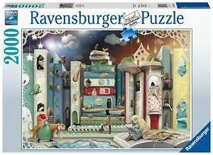 Ravensburger - Novel Avenue 2000pc - Jigsaw Puzzle
