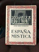 España mística-Mystic España-Por Jose Ortiz Echague 1943 en español