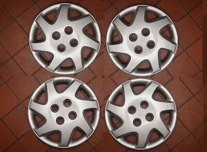 "4x new Toyota 14"" wheel trim cover hub cap - 8535"
