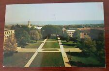 Vintage 1950s Postcard Campus Penn State
