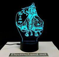Mandalorian the way lampada luce notturna Led 3D Acrylic Night Light Lamp 7 yoda