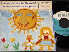 HANS NAUMILKAT Immer lebe die Sonne & Das Lied,... / DDR SP 1965 ETERNA 410089