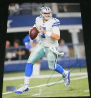 COOPER RUSH AUTOGRAPHED SIGNED DALLAS COWBOYS 8x10 PHOTO COA