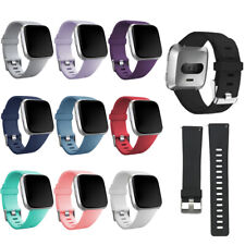 For Fitbit Versa/Versa 2/Lite Strap Wrist Band High Quality Silicone Wristband