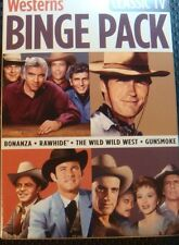 Classic TV: Westerns Binge Pack DVD (Full Frame) BRAND NEW Ships Free!!