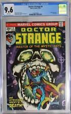 Doctor Strange #4 - CGC 9.6 - Death appearance - Skull cover