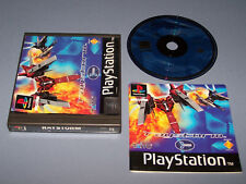 RAYSTORM - Playstation 1 PSOne PS1 - UK PAL - VG COND - Boxed & Complete SHMUP