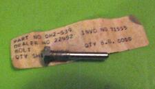 OSSA Pioneer Phantom Stiletto Plonker NOS Bolt P/N OH2-589 one count