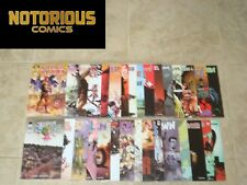 Walking Dead Tribute Variant Set Complete 31 Cover Image Comics Set Collection