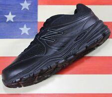 NEW BALANCE 840 MW840BK Walking Health shoe Black [MW840BK] Men's size 8 Wide 4E