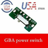 Power Switch Replacement Repair Parts For GBA Game Boy Advance Game Console US